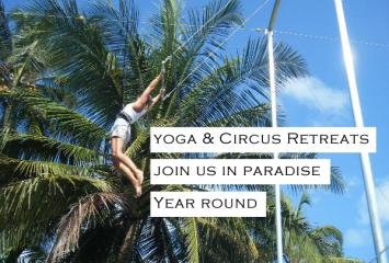 yoga circus retreat