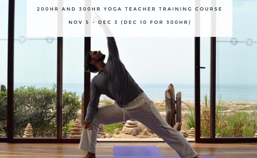 Yoga Teacher Training Course Caribbean