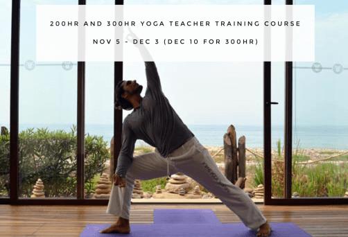 200hr and 300hr Yoga Teacher Training