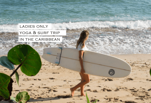 Women's Surf & Yoga Retreat