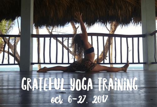 Grateful Yoga Training