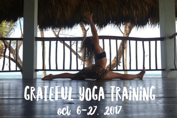 Grateful Autumn Yoga Training