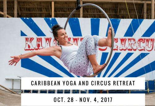 Caribbean Yoga and Circus Retreat