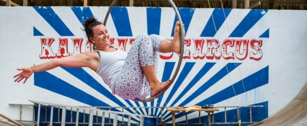 Caribbean Yoga Circus Cabarete Yoga Loft