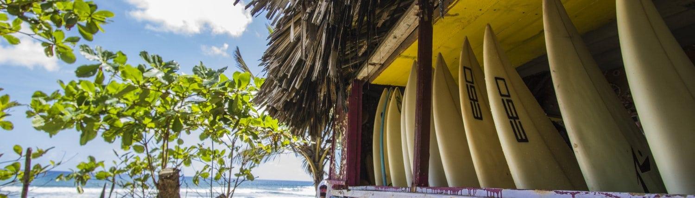 Cabarete Encuentro surf beach