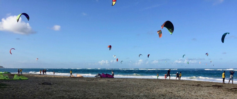 yoga and kite retreat vacation