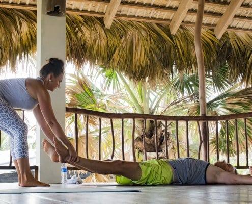 savasana alignment yoga loft cabarete