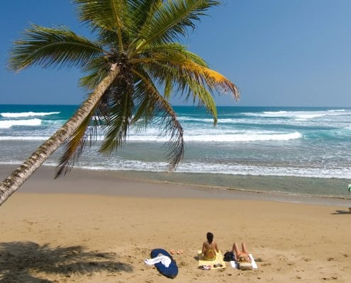 Caribbean Yoga Holiday Cabarete Beach