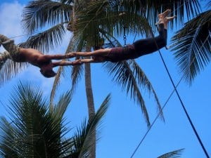 New Year Meditation And Yoga Retreat Flying Trapeze