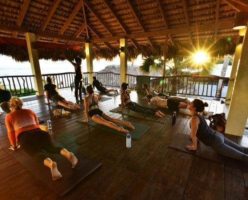 yoga styles at the yoga loft cabarete Caribbean yoga retreat