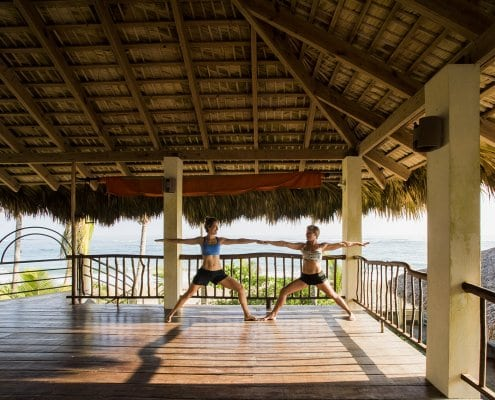 Benefits Of Practicing Yoga In The Heat The Yoga Loft At eXtreme Hotel Cabarete Dominican Republic