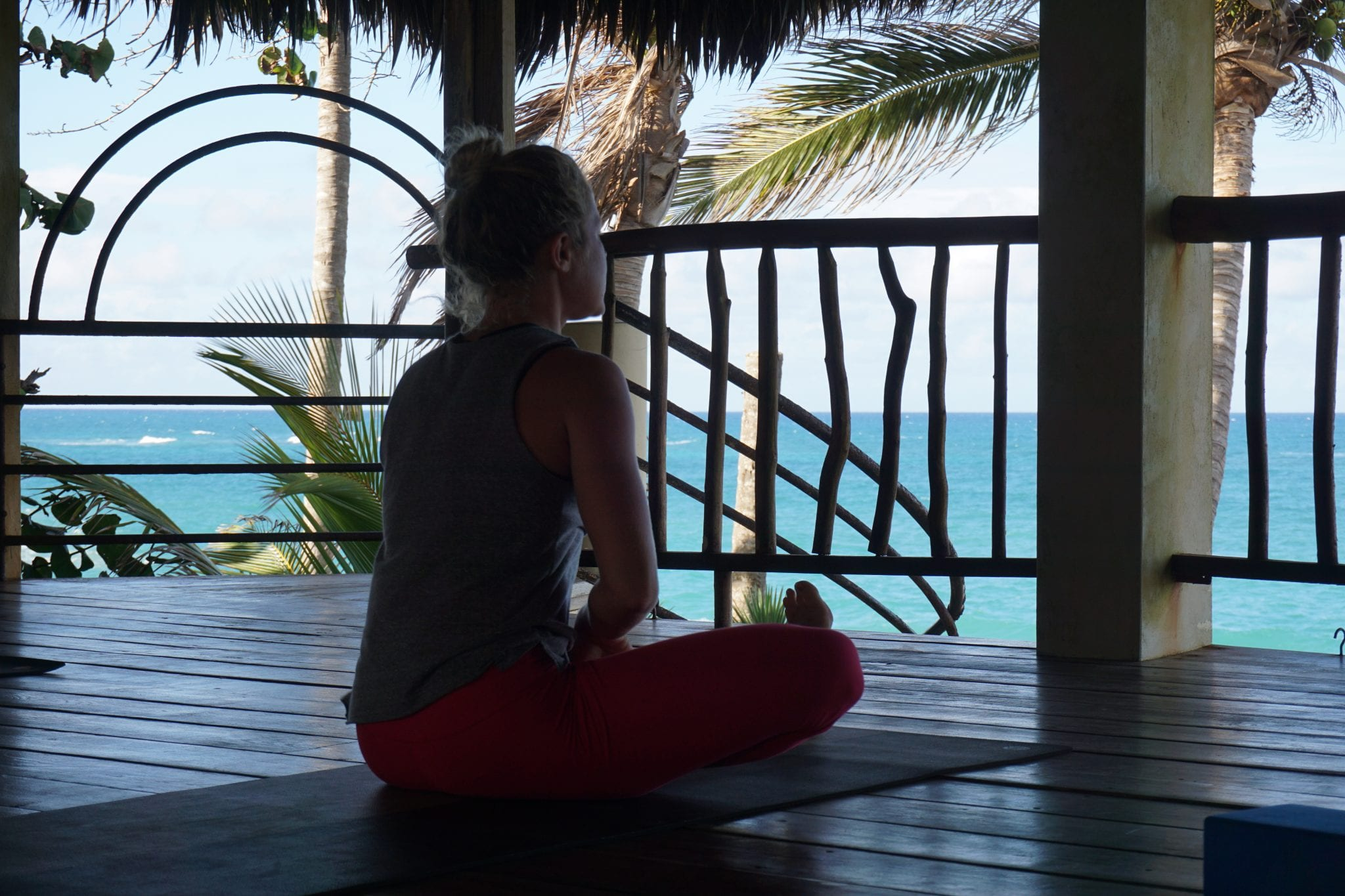 the Yoga Loft Cabarete at eXtreme hotel