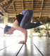 yoga positions to ward off stress
