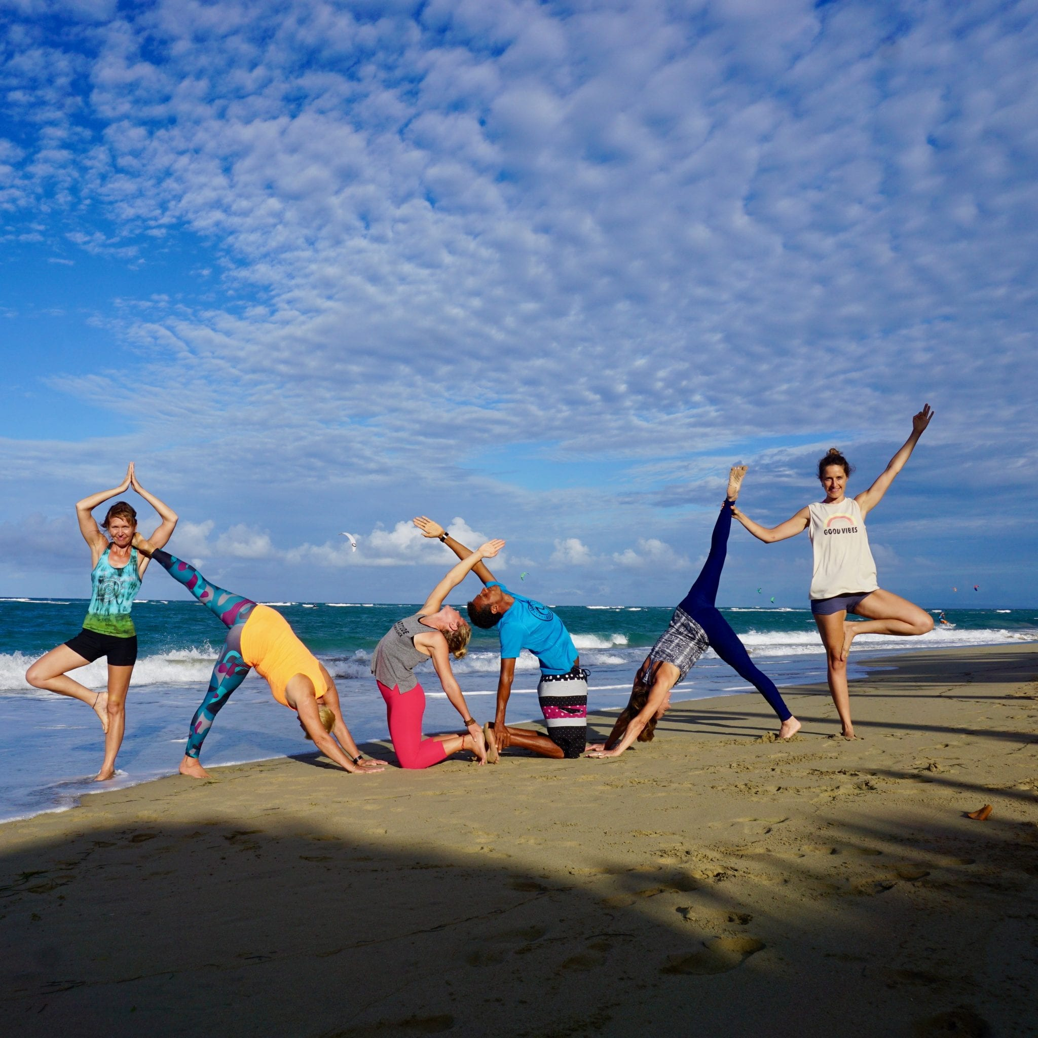 group bookings host your own yoga retreat