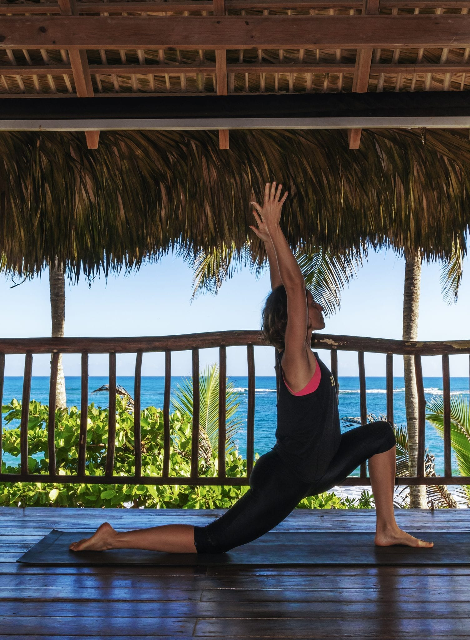 yoga loft cabarete - emotions during a yoga class