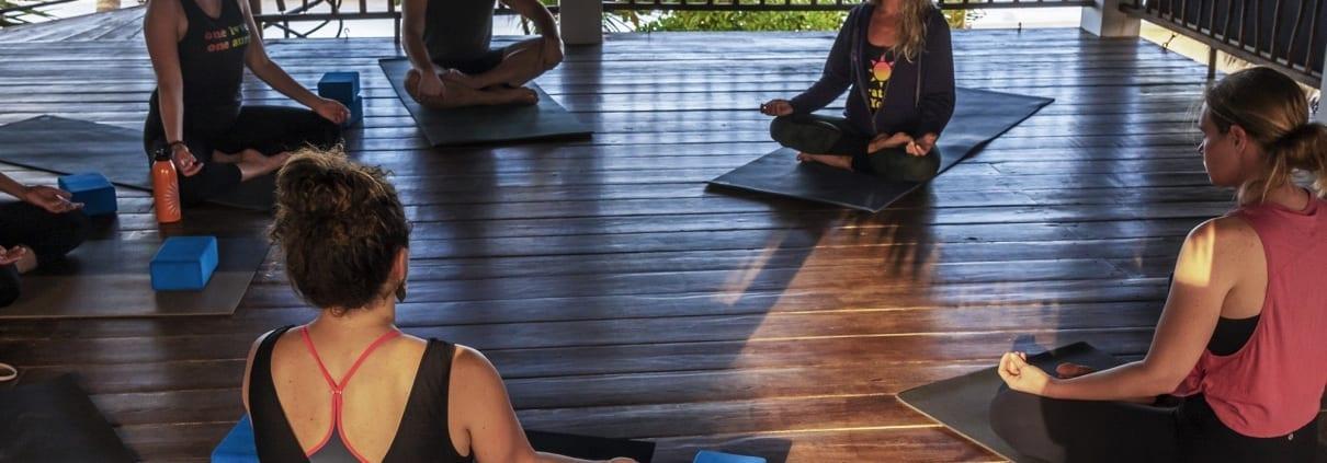 yoga loft cabarete - caribbean yoga - yoga is not fot