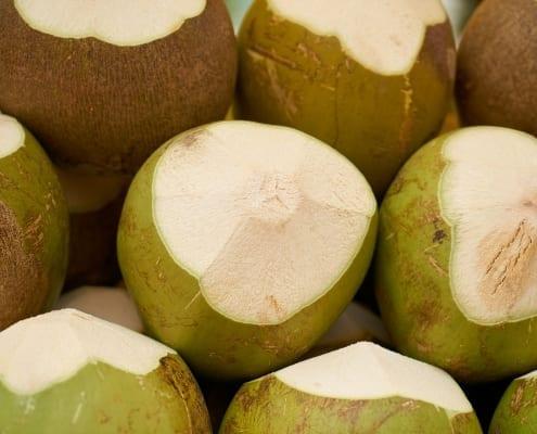 coconut water - yoga - yoga loft cabarete