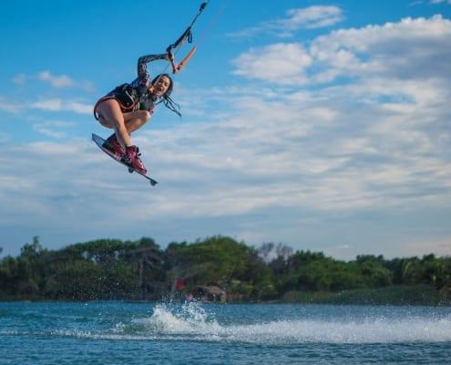 kite surf - yoga - yoga after kitesurf