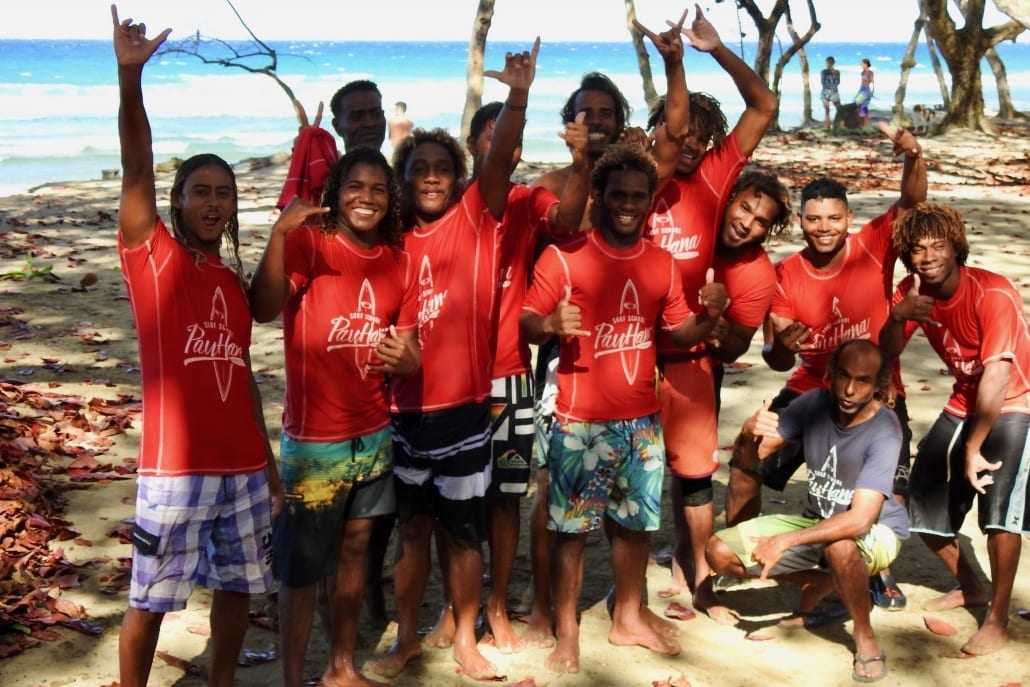 Pauhana Surf School - Surf Instructors - Surf Cabarete, Dominican Republic