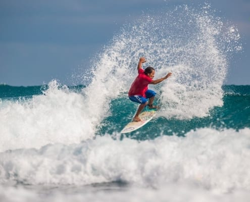 Chepe - Pauhana Surf School - Playa Encuentro, Cabarete DR