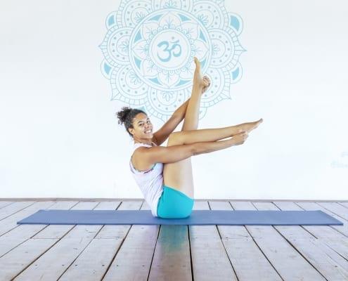 yoga chat - returning to the Dominican Republic to teach yoga - Moraima Capellan Pichardo