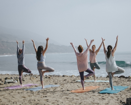 Visualize the experience of your First Retreat