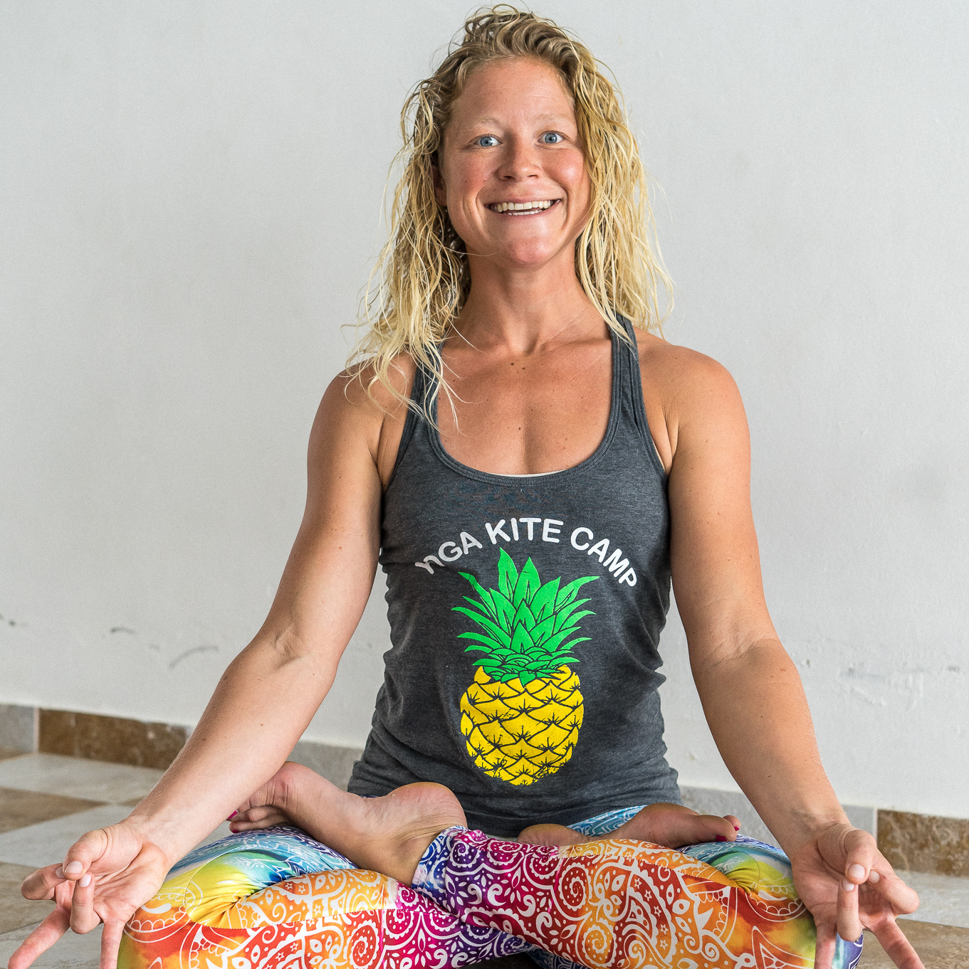 chrissy Lefavour interview on the yoga loft blog